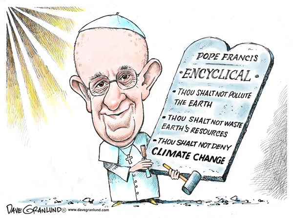 Pope Francis' 2015 Papal Encyclical
