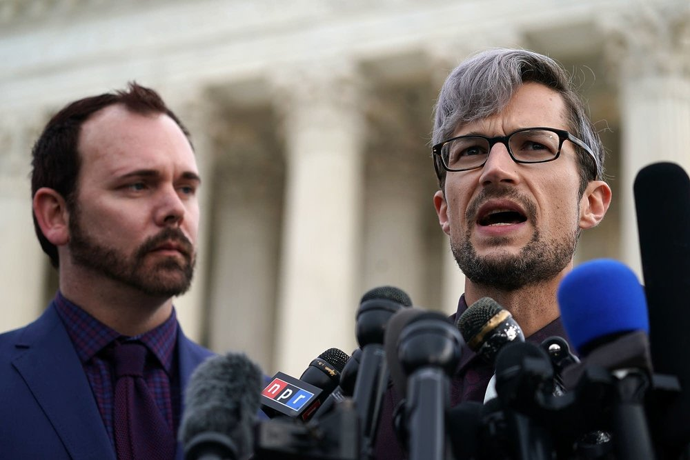 Gay couple David Mullins and Charlie Craig loses their targeted attack on Colorado cake maker Jack Philips.