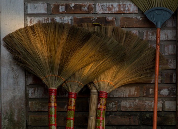 Brooms, Hanoi