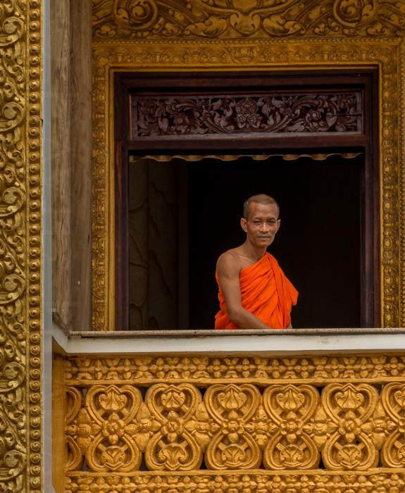 Monk, Vietnam