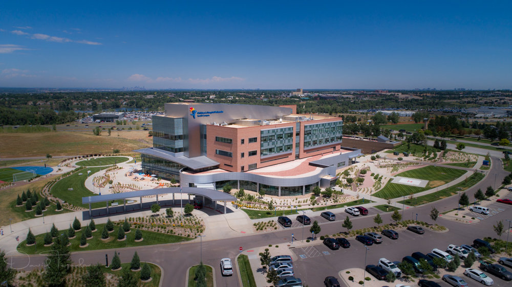 Children's Hospital, Highlands Ranch, CO