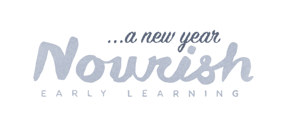 Welcome: A New Year — Nourish