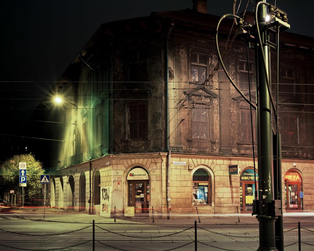 Krakowska / Węgłowa, Kraków
