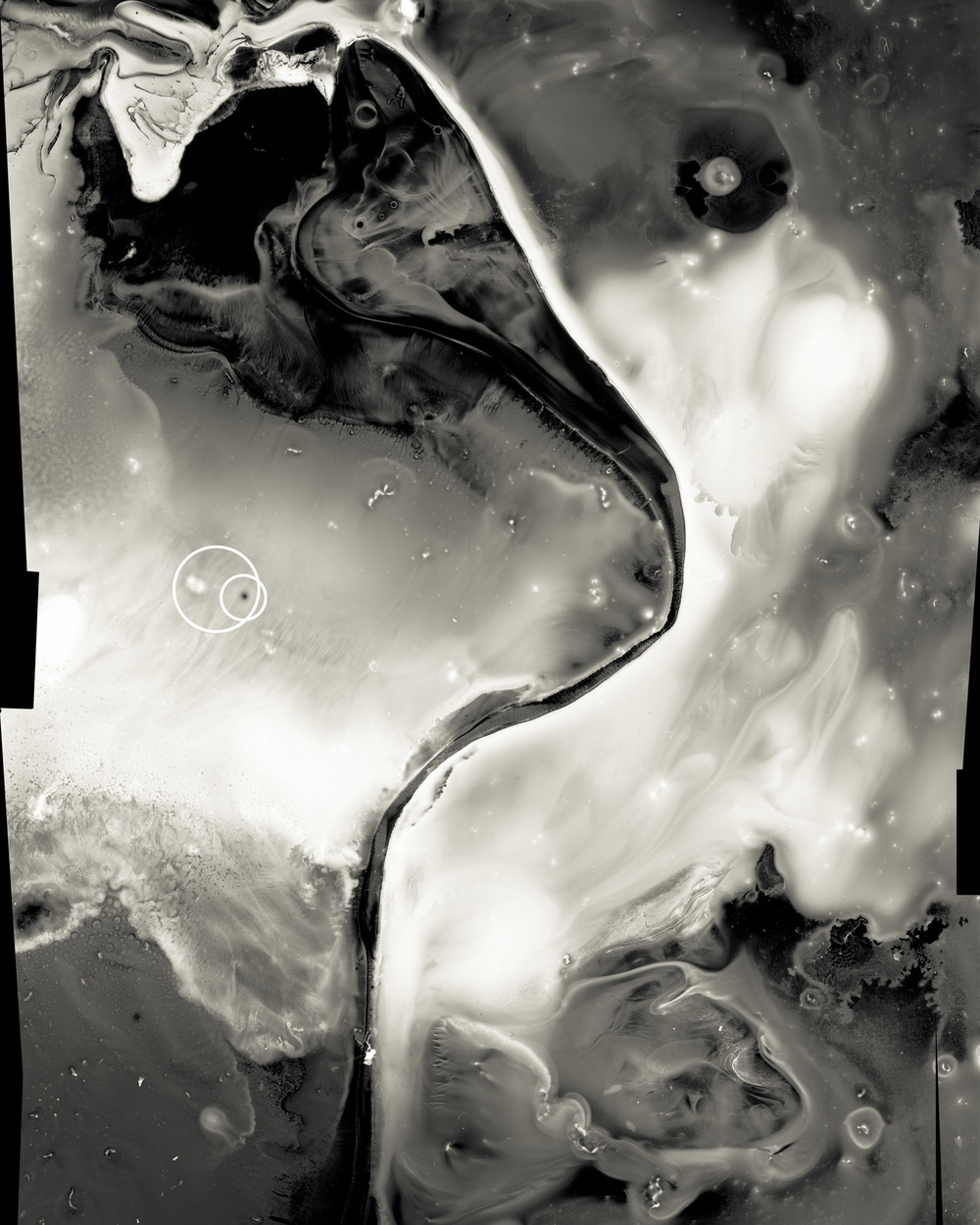 "20 x 24""  gelatin silver fiber-based print"