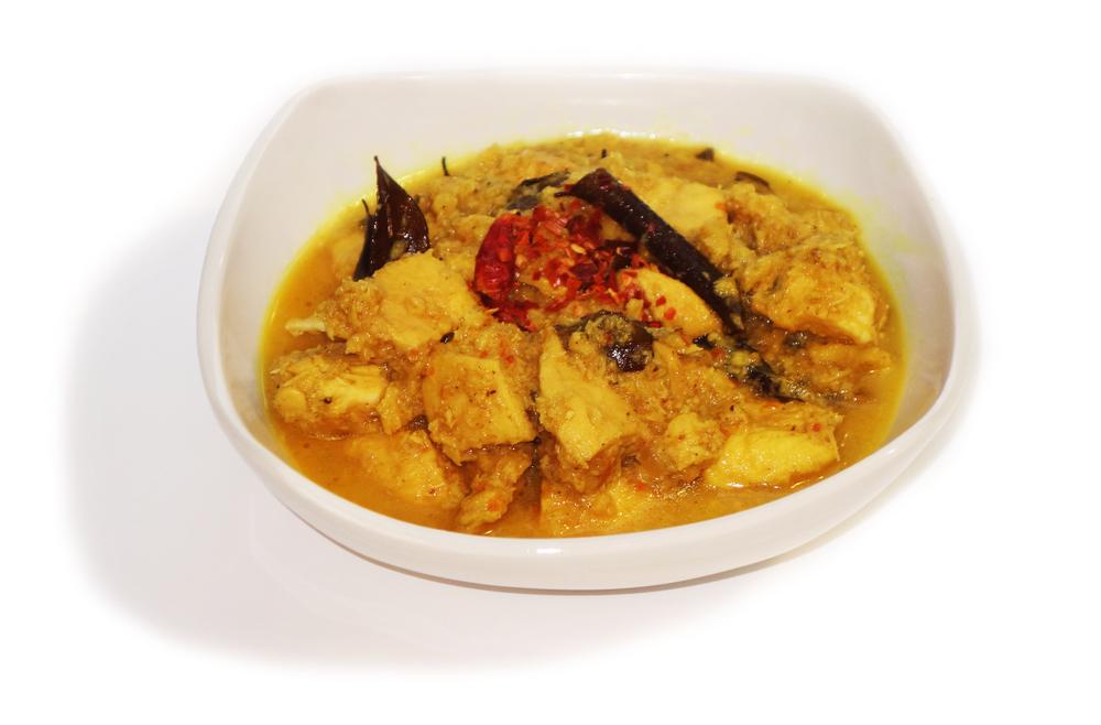 Bhunay Naryal wali Murghi