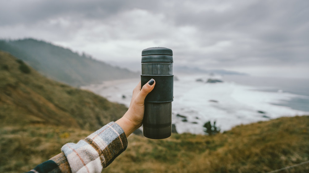 HAVE COFFEE,WILL TRAVEL -