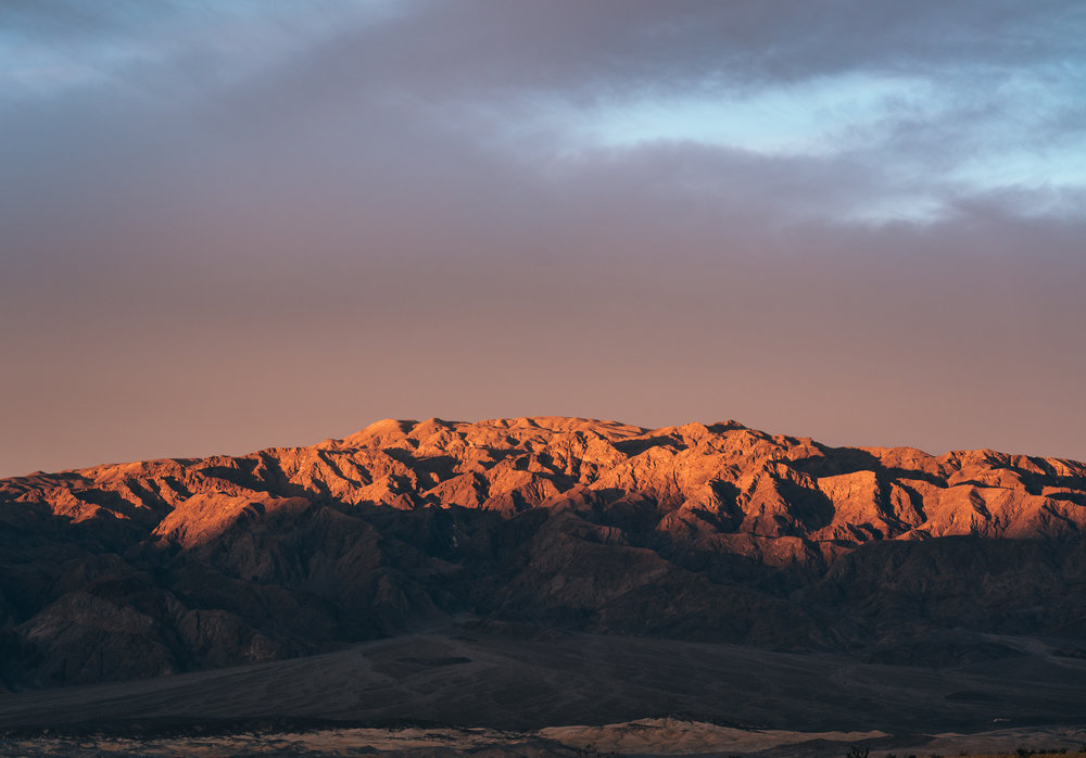 DEATH VALLEY NATIONAL PARK -