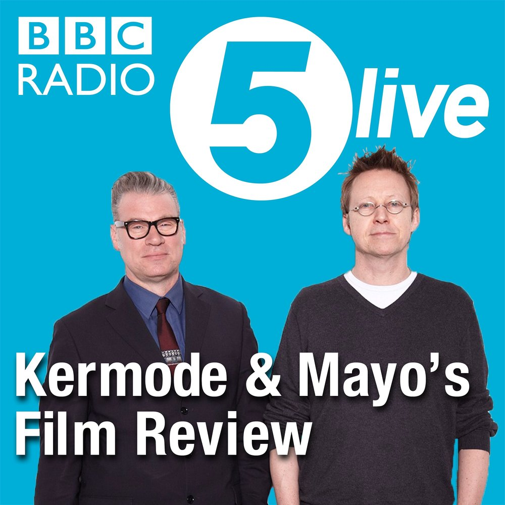 Every Friday Mark Kermode and Simon Mayo review the latest movie releases, interview the biggest names in film and, inevitably, bicker. Kermode & Mayo's Film Review.