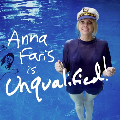 Anna Faris is Unqualified is so good. All I know is that I had to get off the tube once because I was laughing so hard. The first thing I do on a Tuesday morning is check my phone to see if the latest episode has dropped...