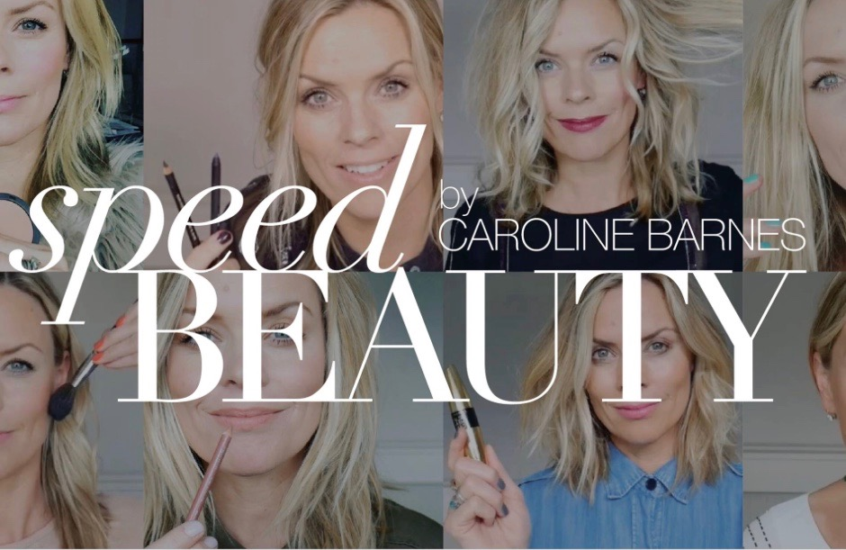 Speed Beauty by Caroline Barnes