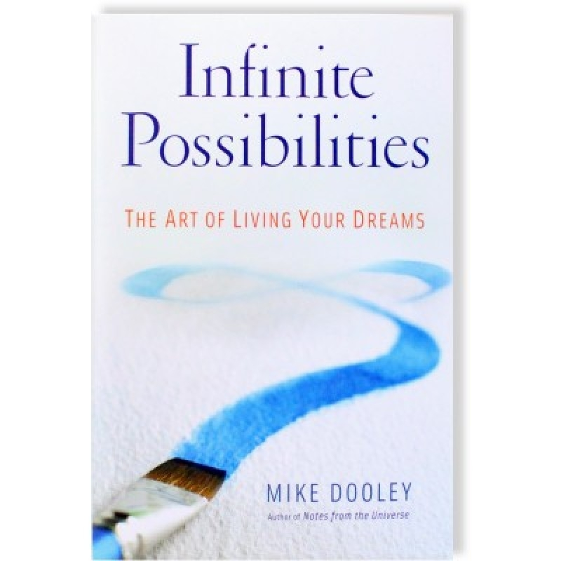 Infinite Possibilities is available on  Amazon.co.uk .