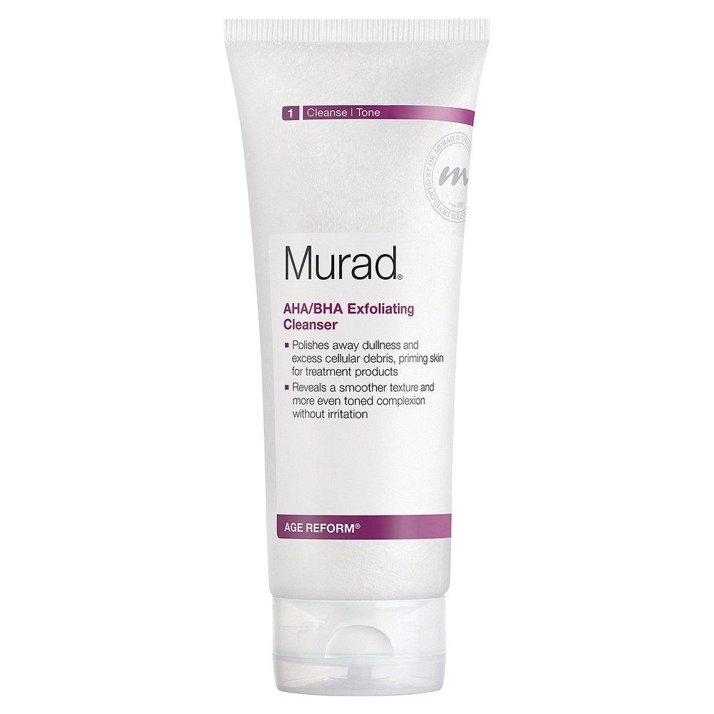Murad AHA/BHA Exfoliating Cleanser, £35.