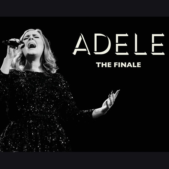 Wishing Adele a full recovery.