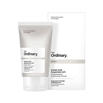 The Ordinary Azelaic Acid Suspension 10%, £5.50.