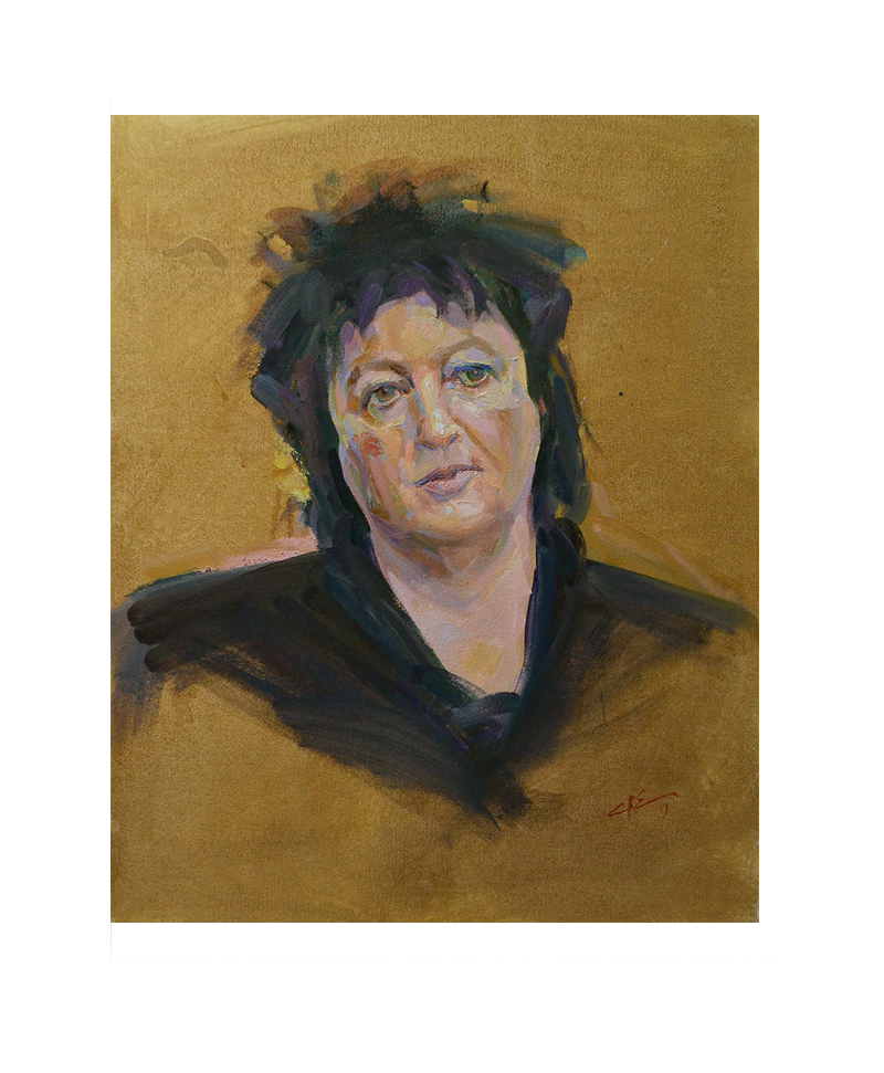 The Poet Laureate Dame Carol Ann Duffy