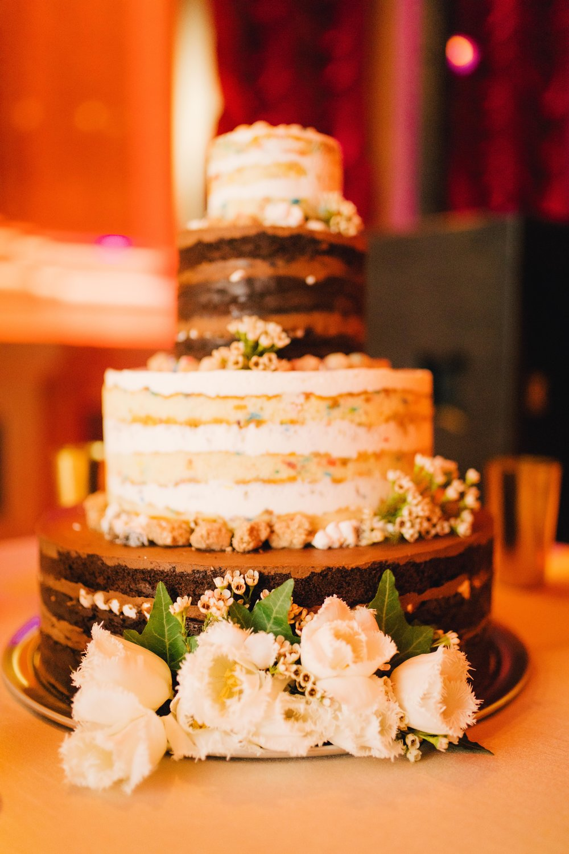Photo by:    Joseph Lin Photography    / Cake by    Momofuku Milk Bar