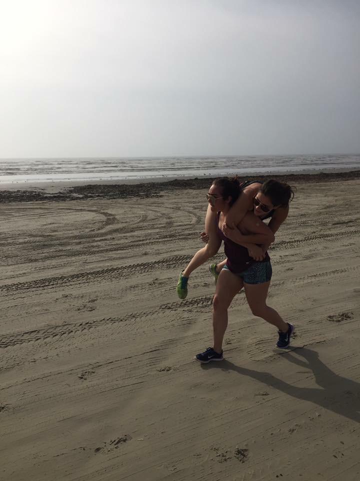 Galveston, TX Beach Wod