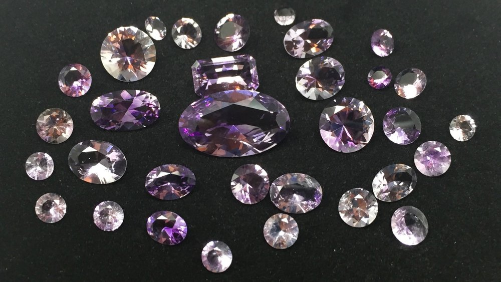 Coming soon ... Jackson's Crossroads Amethyst Gemstones