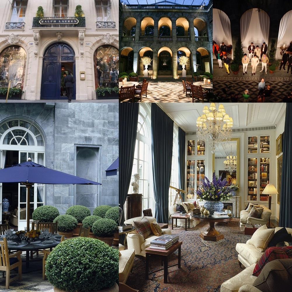 Ralph Lauren Palazzo Concept Store