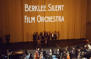 The Berklee Silent Film Orchestra