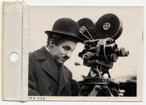 Charlie Chaplin, Director.