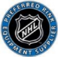 NHL Preferred Rink Equipment Supplier.
