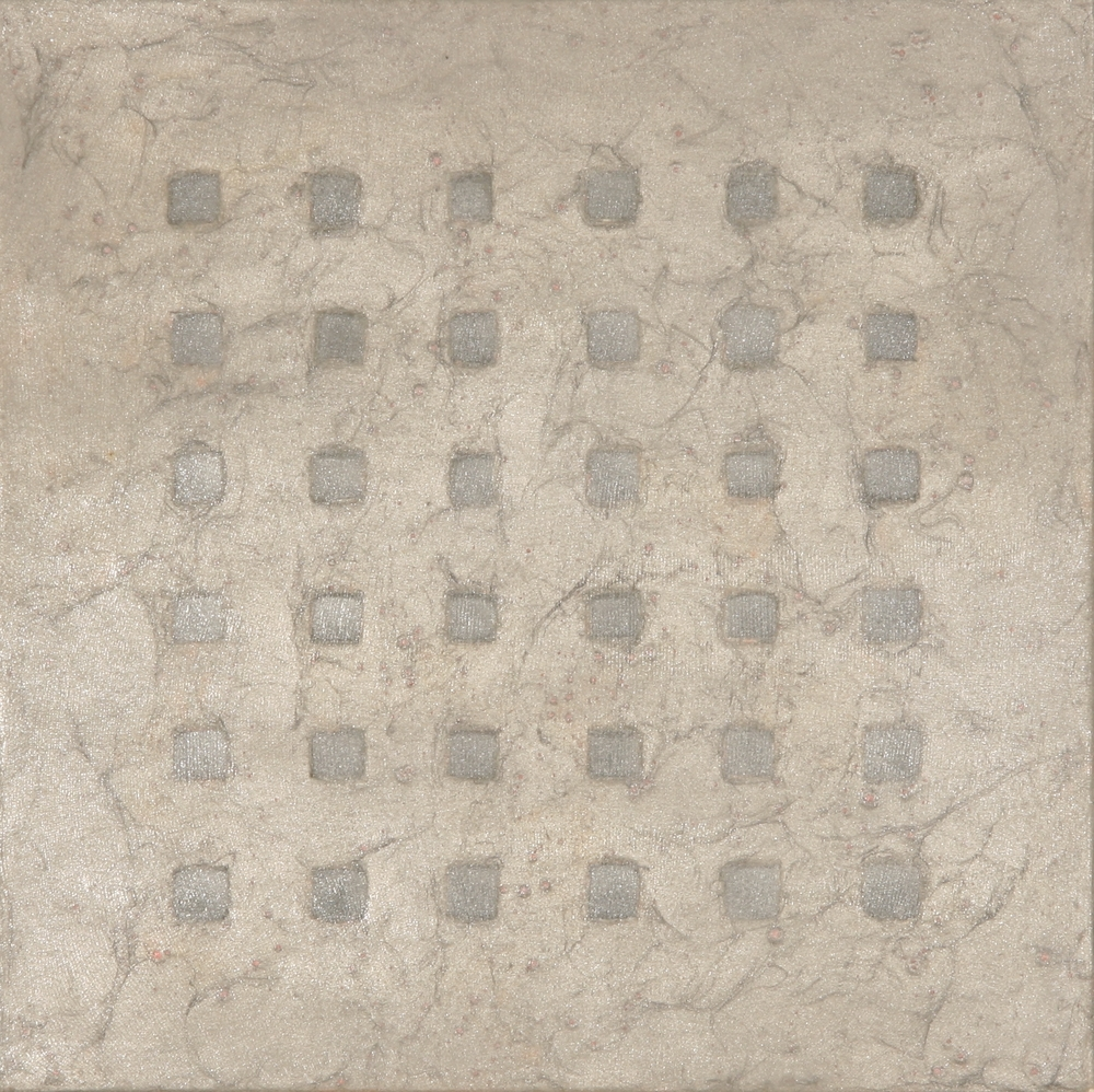 Unititled No.2114B  2001  12x12in (30x30)cm