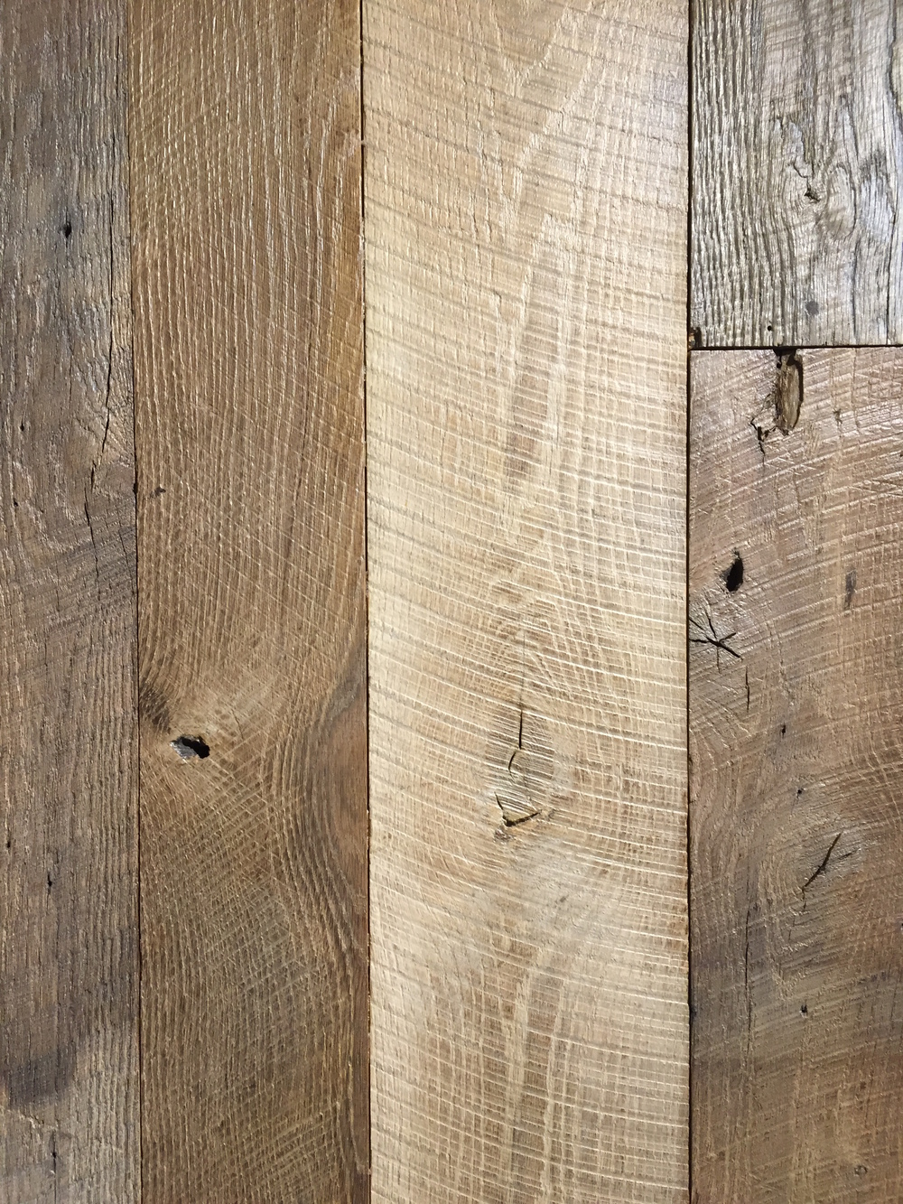 Reclaimed Oak Original Rough Sawn Restoration Timber