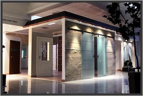 Tür mit lichtausschnitt  Zimmertüren — Möller Bauelemente