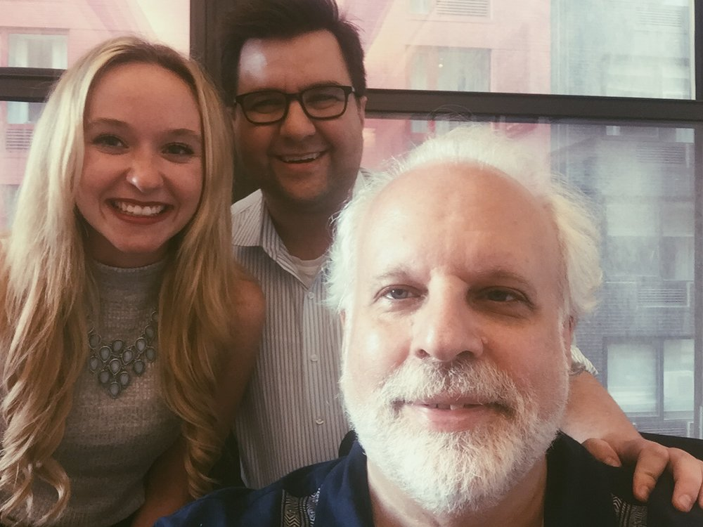 Maggie Bera, Michael Cassara, and Alan Filderman