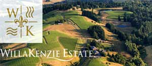 Ronni Lacroute and Willakenzie Estate