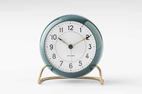 Check out this gorgeous clock from  Schoolhouse !