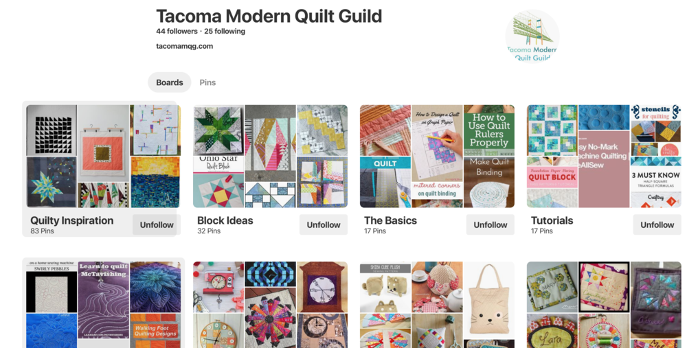 Check out our  Pinterest page  for loads of up-to-date inspiration!