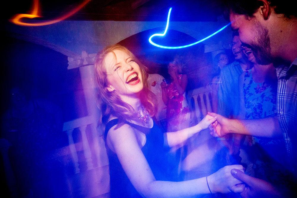 Roatán Honduras Wedding, Dancing Fun