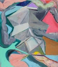 Oakshott   oil on canvas 70 x 60 cm 2016