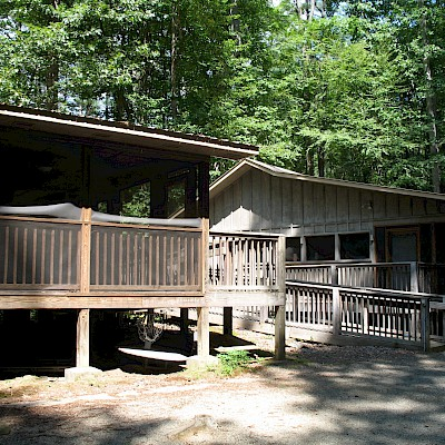 Camp Henry Cabins