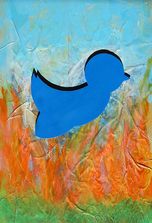 Blue Bird of Happiness - Begin