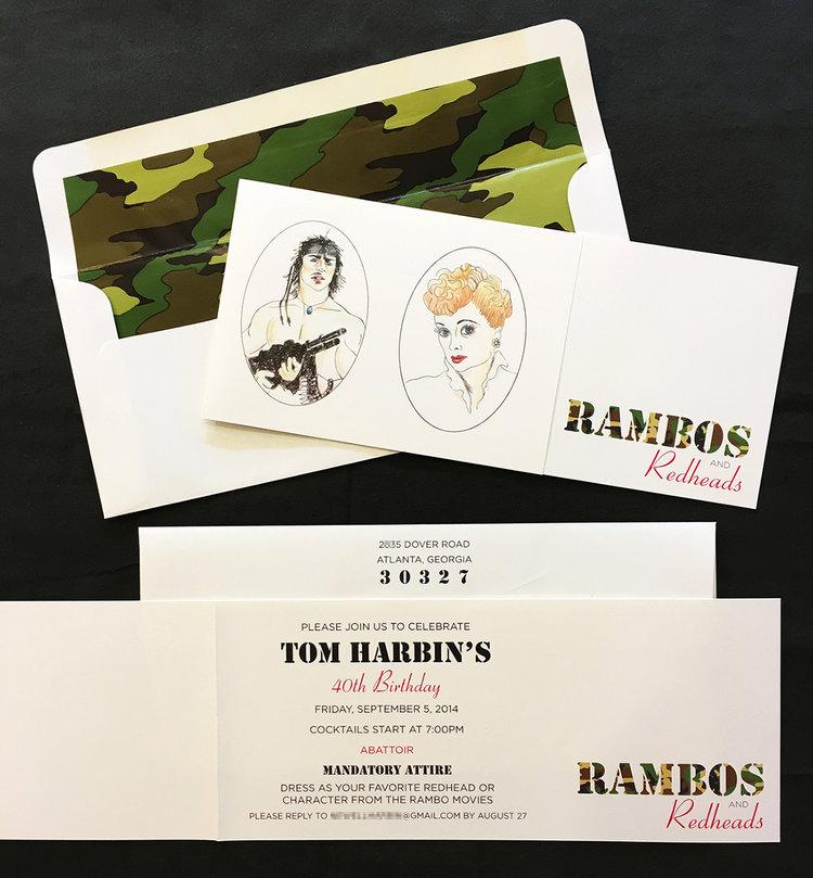 Rambos Redheads Jess McCormack