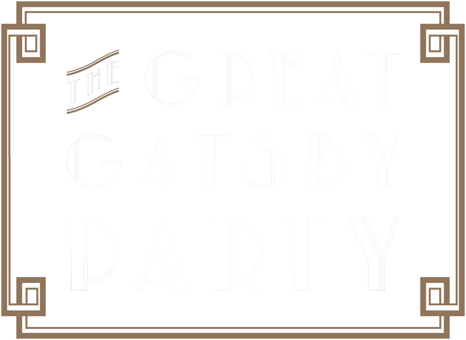 2017 Event — The Great Gatsby Party
