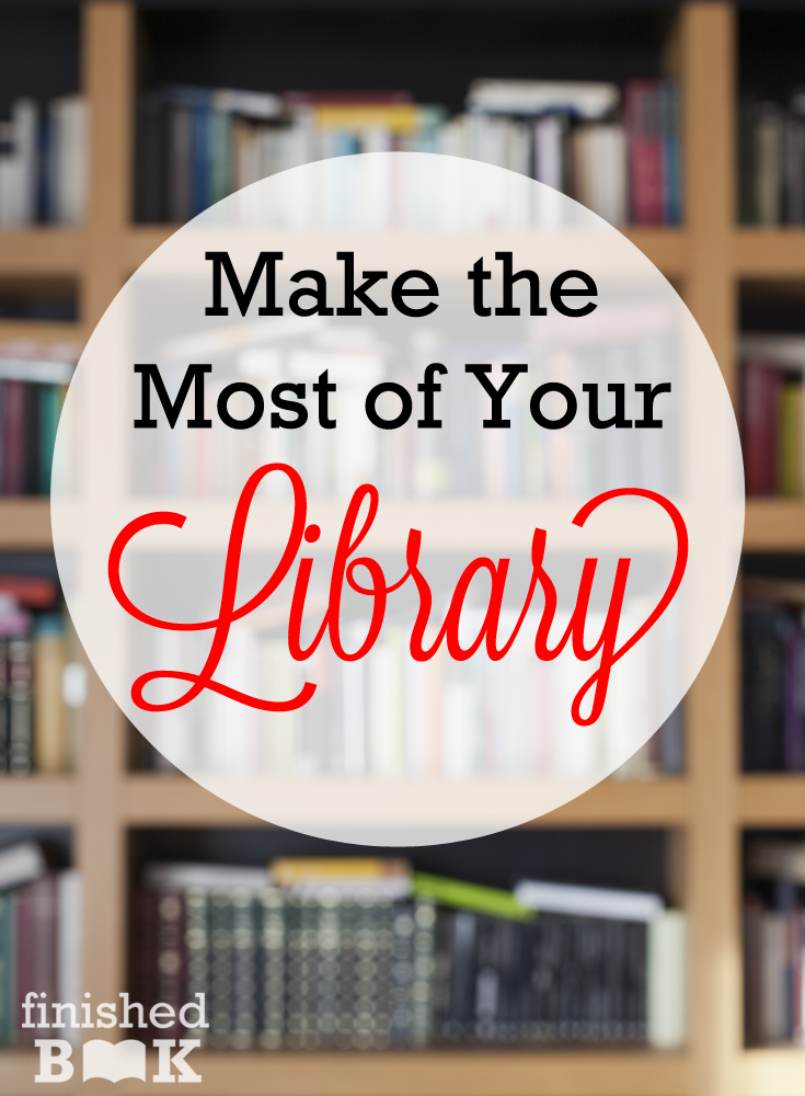 The library is the first place you should turn to when you decide to starting writing.