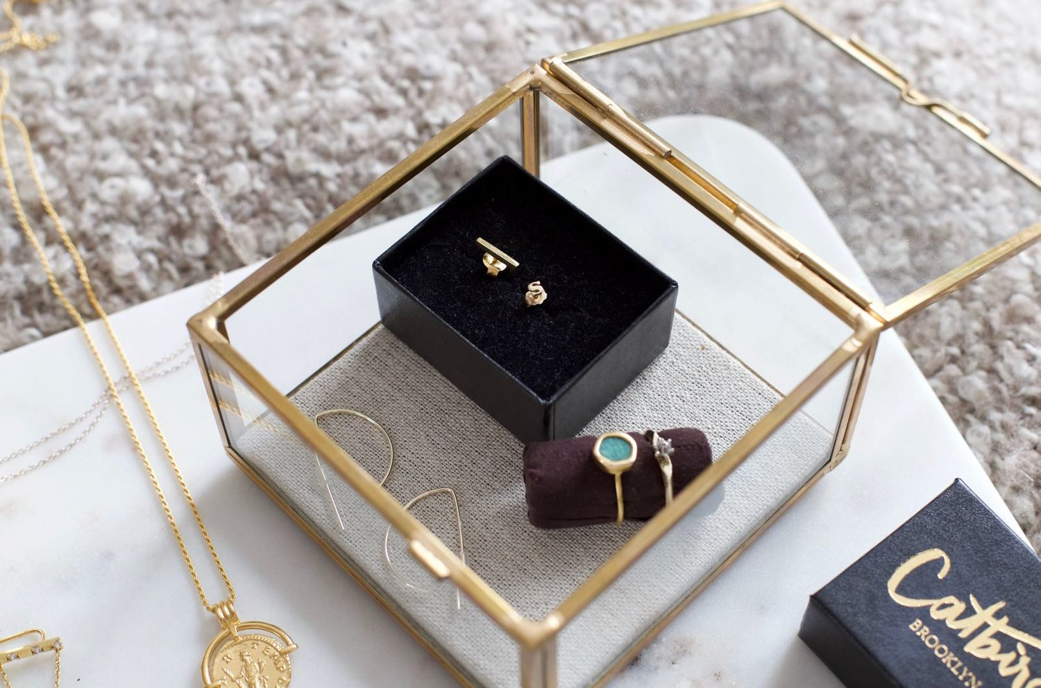how to build your perfectly curated personal jewelry collection i