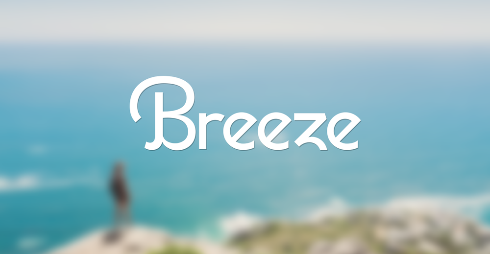 Breeze Pedometer App