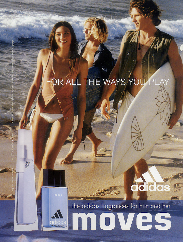 Client: Adidas Photographer: Ben Watts Location: Makaha