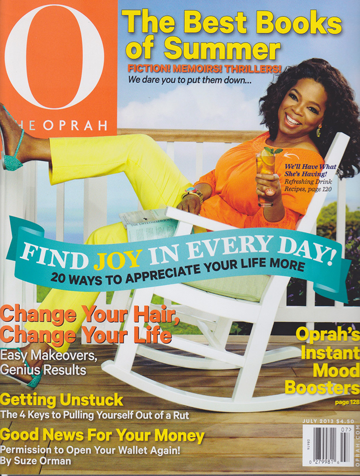 Client: O, The Oprah Magazine Photographer: Chris Craymer Location: Hawaii