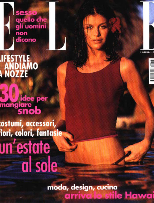Client: ELLE, France Photographer: Phillip Newton Location: Road toHana