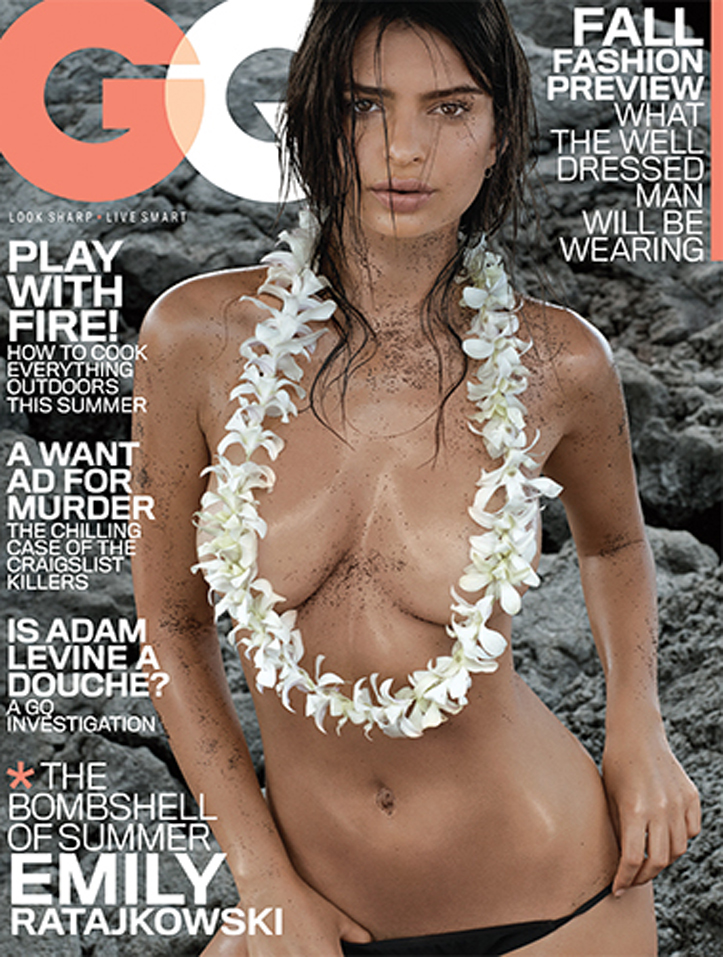 Client: GQ Photographer: Michael Thompson Location: Kailua, Kona