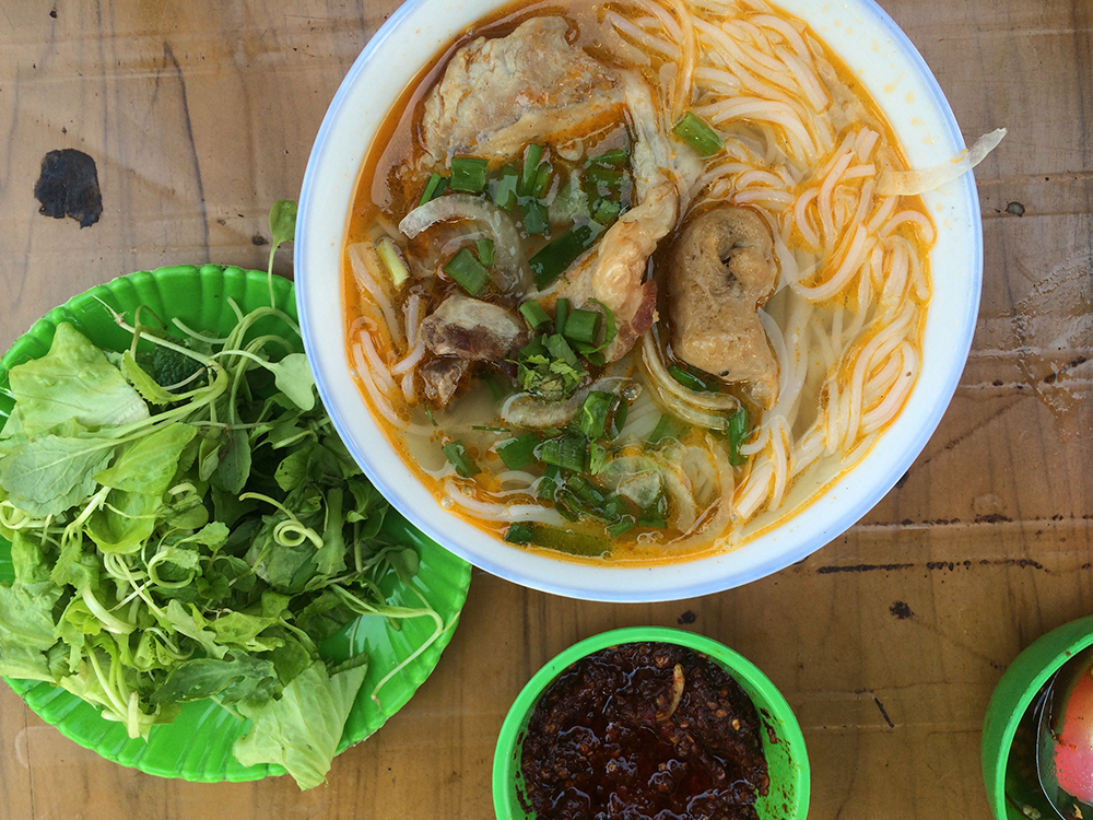 Noodle Soup with Pork