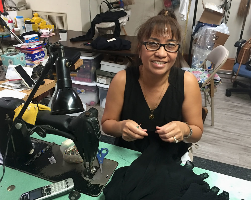 Rhoda Hiatt, Owner & Seamstress