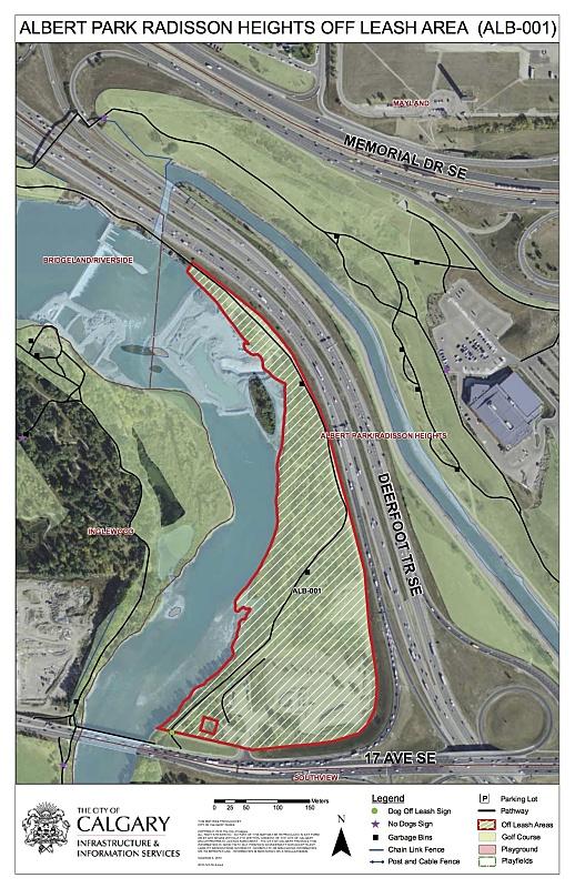 Map Credit: Calgary.ca