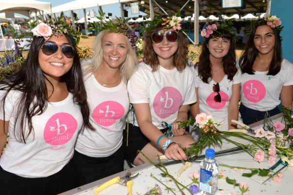 B Seen: Press and Love from OCRF Super Saturday